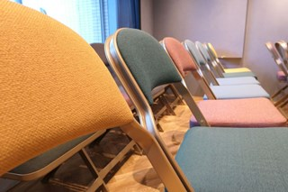常設折畳椅子 Clarin製